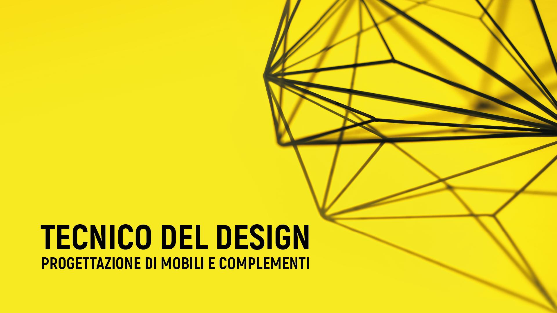 Corso tecnico del design tecnico progettazione mobili e for Progettazione del layout del garage